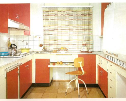 1960's - Kitchen