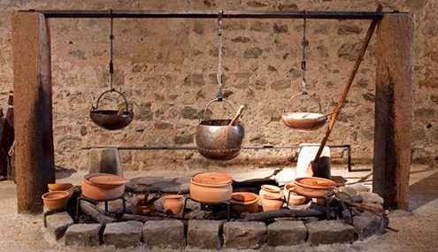 12th Century Kitchen